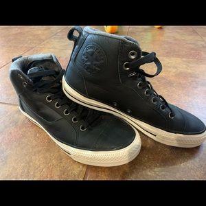 Converse Chuck Taylor Asylum Mid Skate Shoes